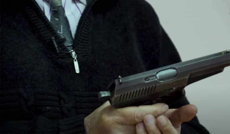 отечественное стрелковое оружие с 1996 года