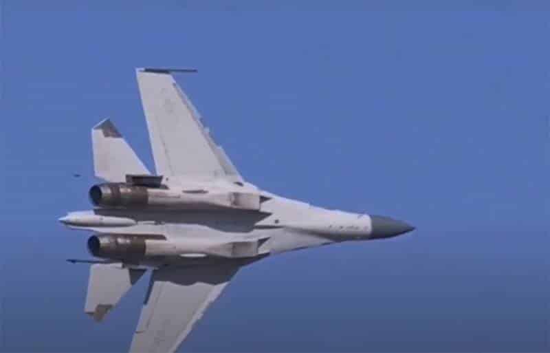 самолёты ВВС НОАК для участия в военных маневрах и соревнованиях