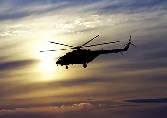 Авиационная группа выполнила переброску тактической группы в заданный район