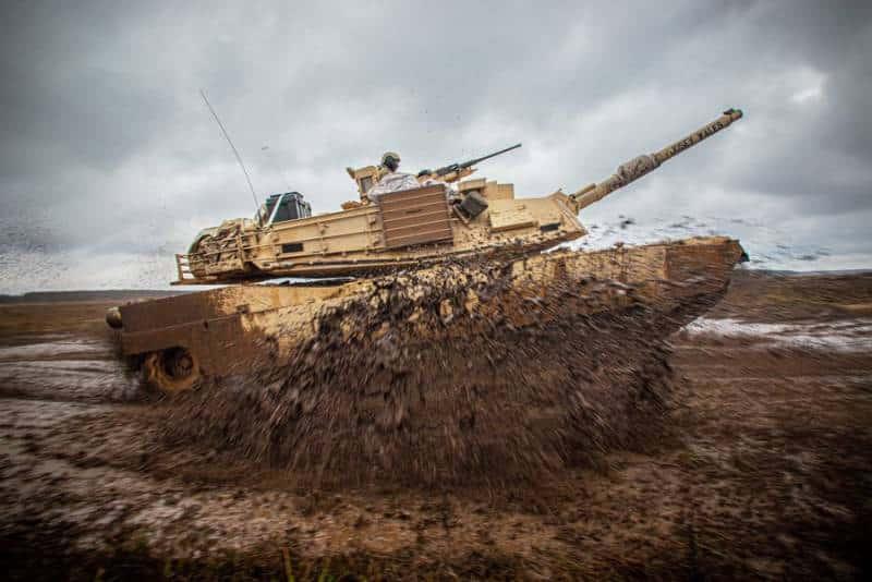 Блащак делает ставку на «Войско польское» и американские танки