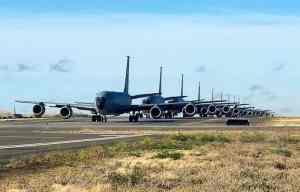 ВВС США провели учения по выводу авиации из-под ядерного удара