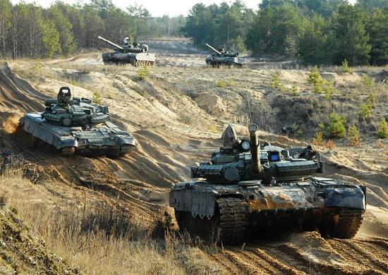 В ВС РФ отмечается профессиональный праздник – День танкиста