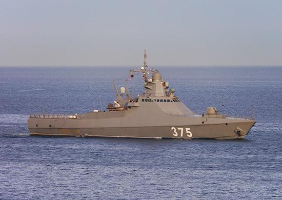 «МПК-82» проекта 1124М