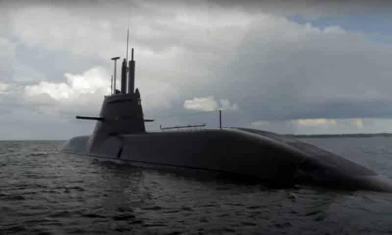 Подводная лодка ВМС Германии U35