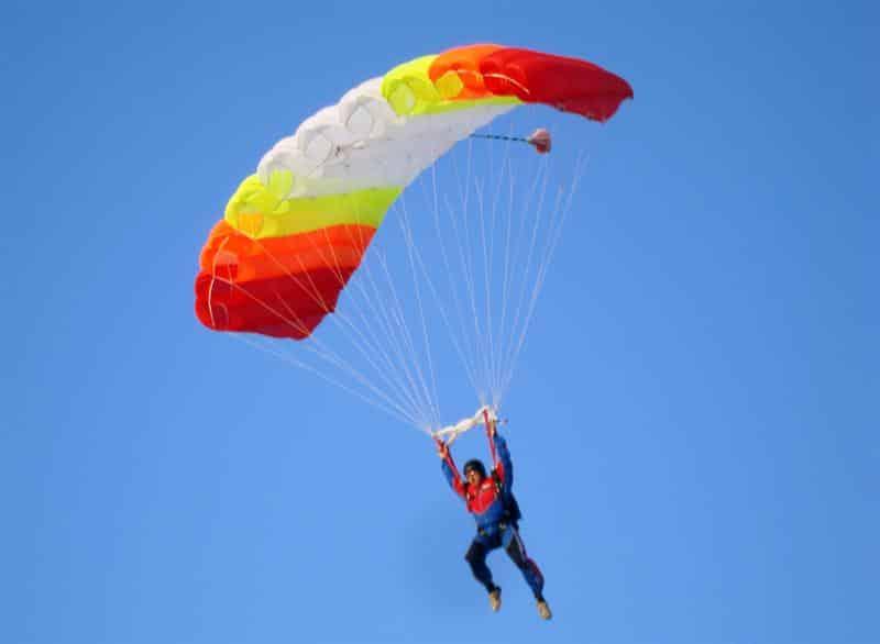 Спортивная парашютная система Magic