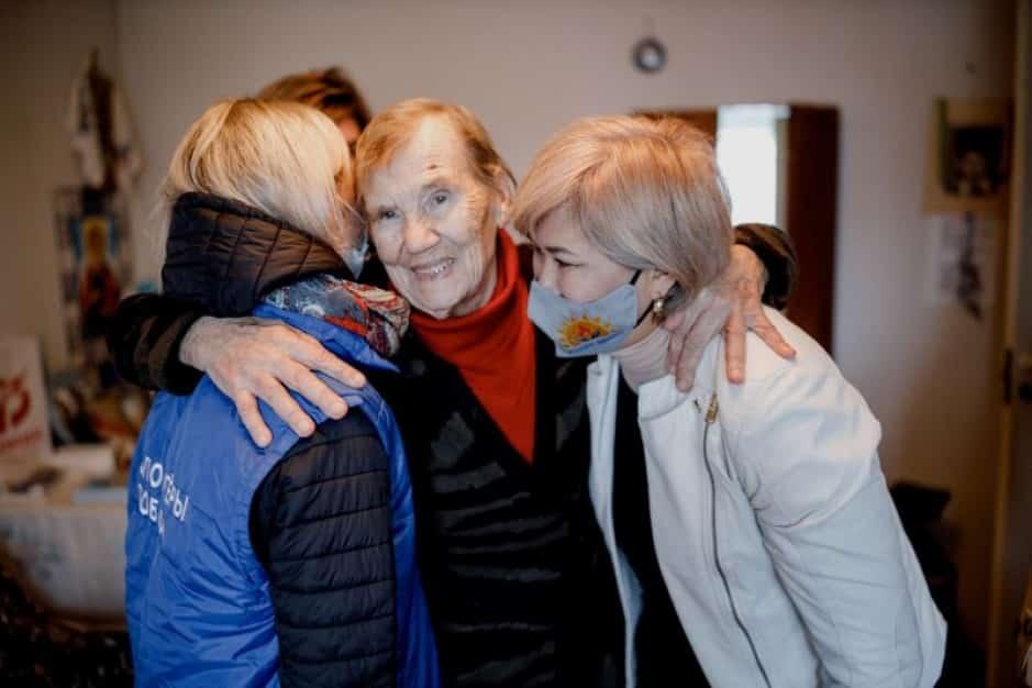архив семейных документов, посвященных блокадному Ленинграду