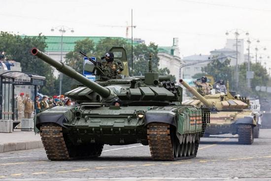 бронетанковое вооружение поступило в войска ЦВО