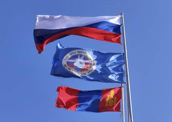 российско-монгольское учение «Селенга-2021»