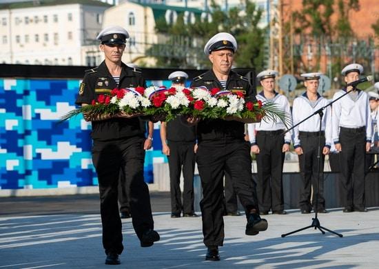 церемония-открытия-памятного-знака-при-Цусимском-сражении-1905-г