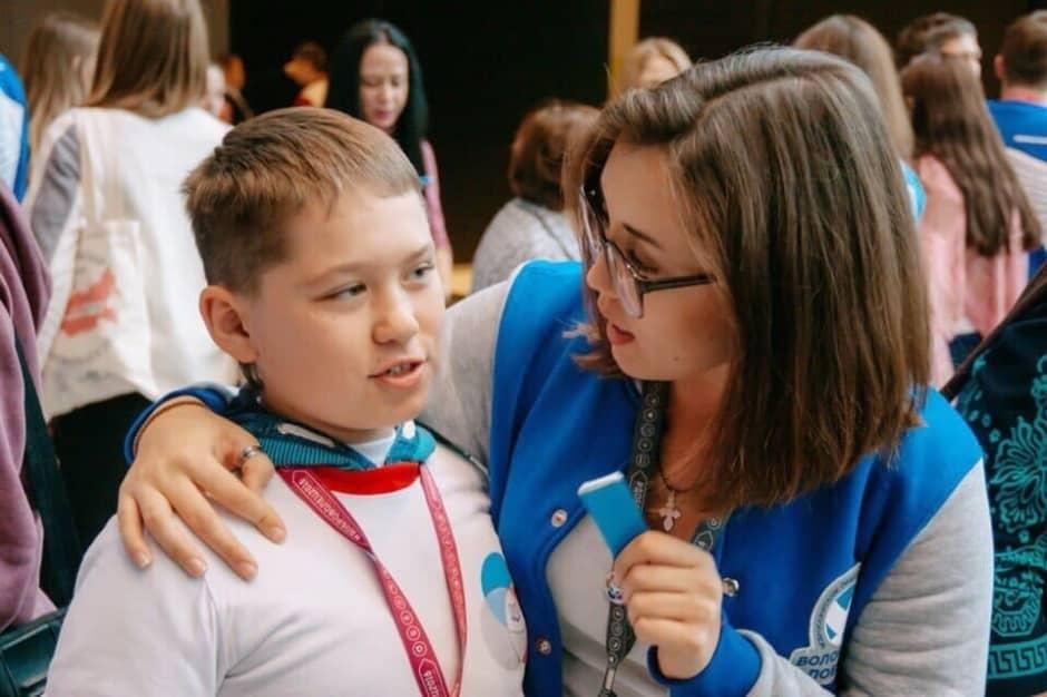 Волонтеры Победы стали наставниками для юных школьников