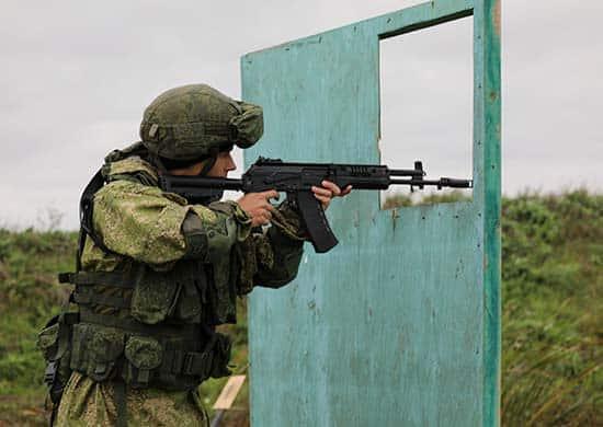 Разведчики горного соединения ЮВО получили партию крупнокалиберных снайперских винтовок