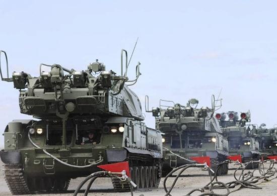 пункты массовой заправки боевых машин в полевых условиях