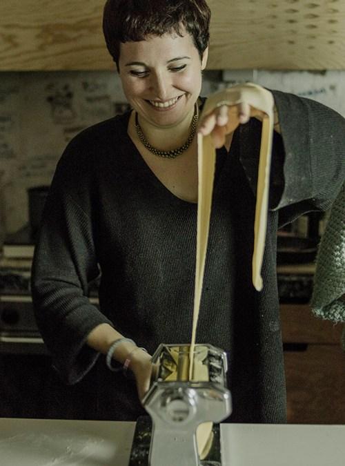 Workshop – Pasta in Creativity