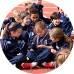 Photo by Liz Finlayson/Vervate Brighton College Athletics meet at Withdean Stadium - Brighton College Prep School took part For more details contact Dinah Hatch at Brighton College