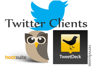 Best and Basics of Twitter Clients