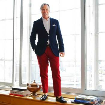 Tommy Hilfiger - The Man Behind the Brand
