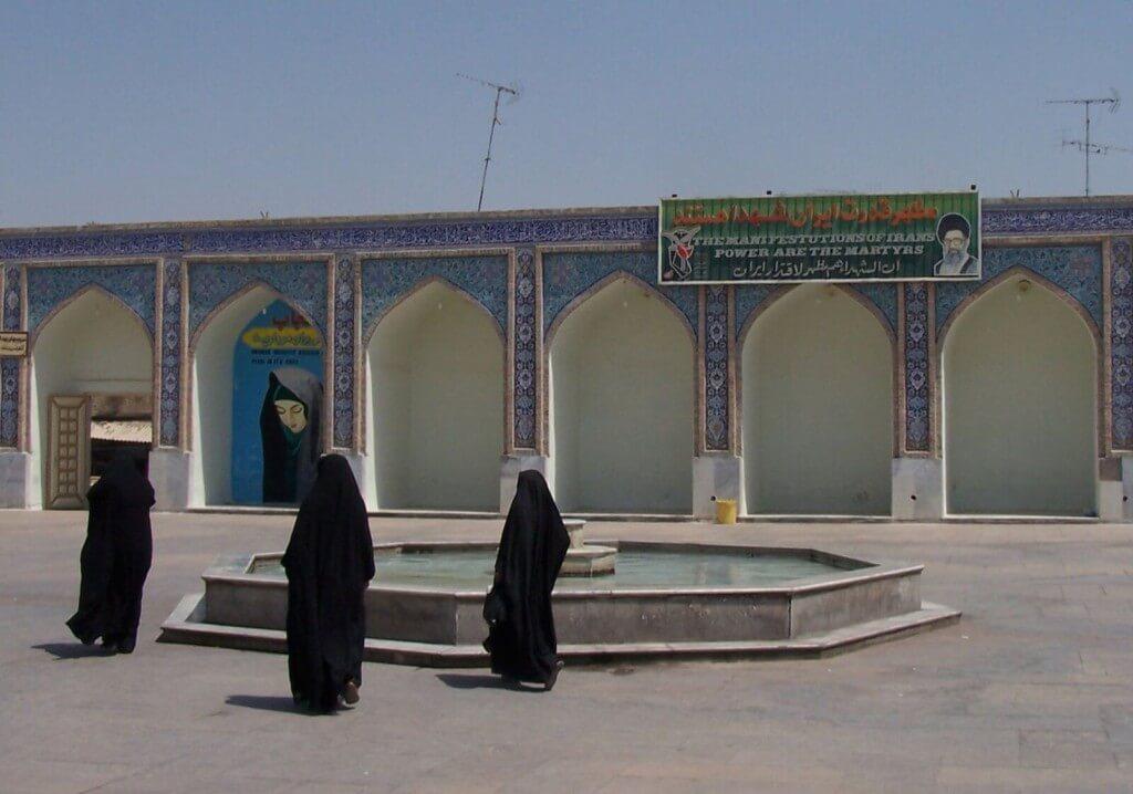 Tomb of Daniel, Susa, Iran — Sebastià Giral