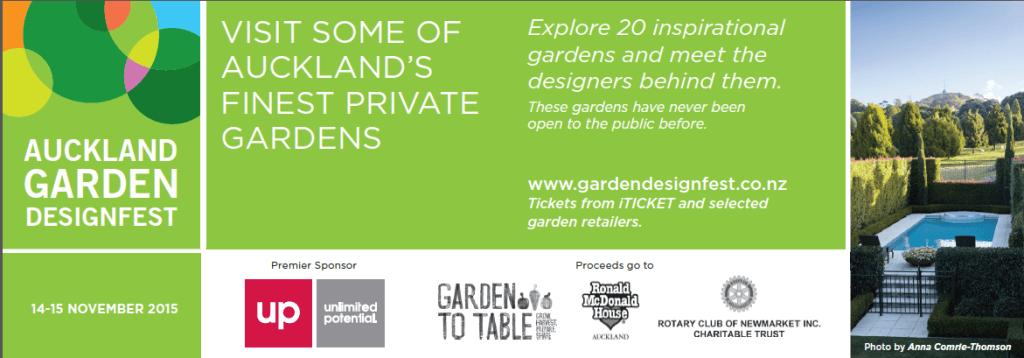 Garden design fest