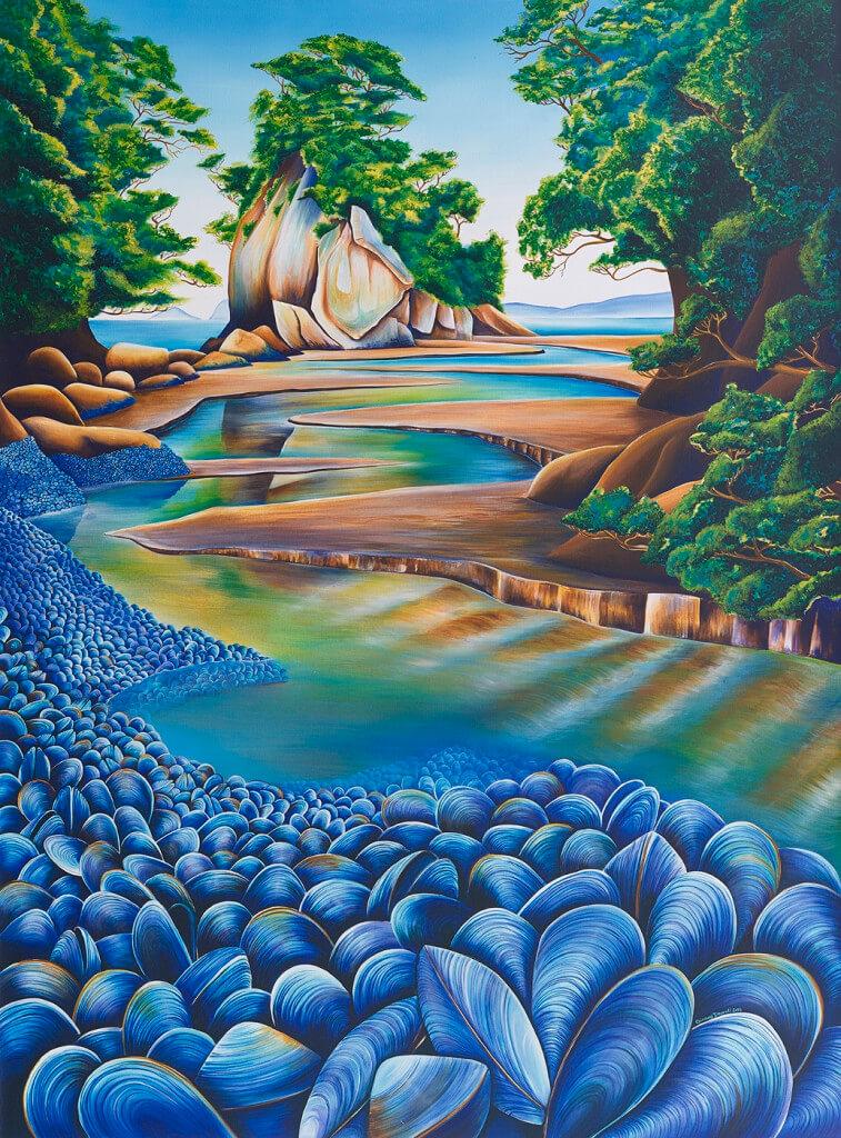 Ginney Deavoll Tidal Exporation