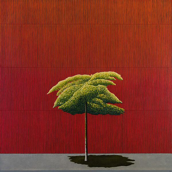 Urban Tree Number 7