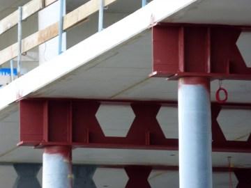 Prefab beton- en staalbouw.