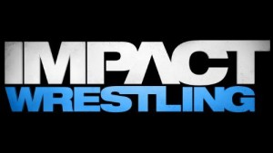 TNA ENTERTAINMENT, LLC IMPACT WRESTLING LOGO