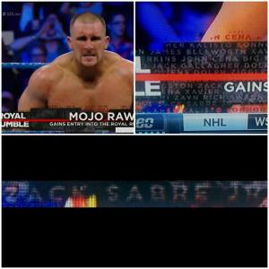 Rumores Royal Rumble