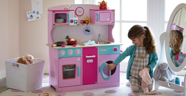 Wooden Toys GLTC Kitchen