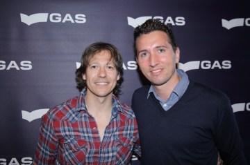 Jesús Ferrer y Jon Vela de Embassy