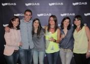 Bea, Victor, Lorena, Verónica, Marta y Vanessa