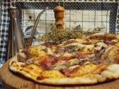 Pizza Grossi. Lombarda