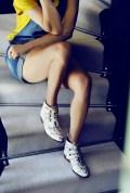 Beatriz Vaciero para MERIDIANO SHOES SS14