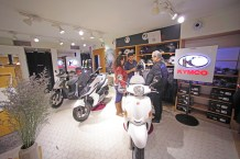 García Motos / Kymco en VERY BILBAO POP-UP SHOP