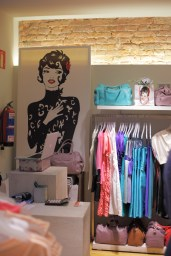 Dolores Promesas en VERY BILBAO POP-UP SHOP