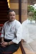 José Miguel Olazabalaga, Chef del restaurante Aizian, Bilbao.