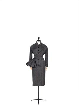 """Ensemble de jour """"Bernique"""", robe et veste"""