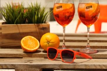 Aperol Spritz. El aperitivo de moda este verano.
