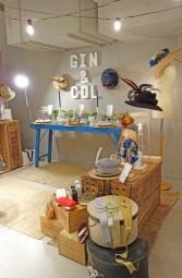 GIN & COL en el Patio de las Bodas, Bilbao.