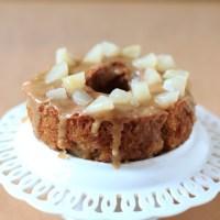 Cake épicé aux Pommes et Poires