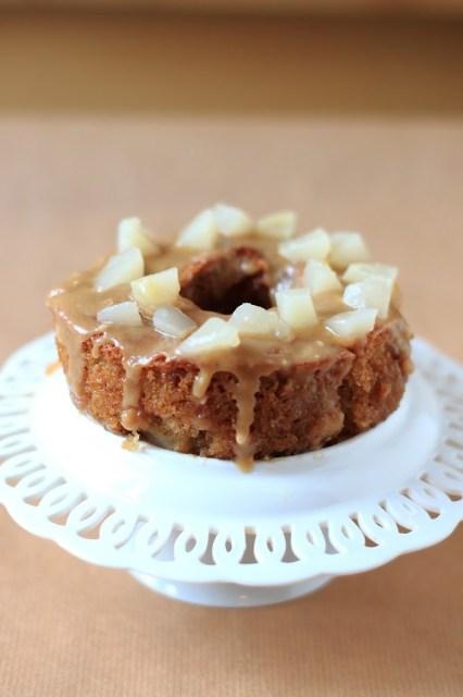 cake épicé pommes et poire