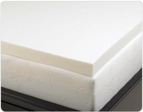 The 3 Mattress Topper Uses 4lb Of Memory Foam And Takes Shape Your Body Within Seconds Adjusting To Weight Just As Well