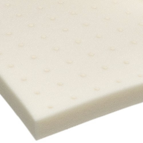 The 3 Inches Of Thickness On Sleep Joy Visco2 Ventilated Memory Foam Mattress Topper Sure Provide Enough Support For Your Body Any Side Sleeper
