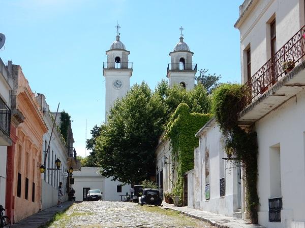 Iglesia Matriz, oldest church in Uruguay