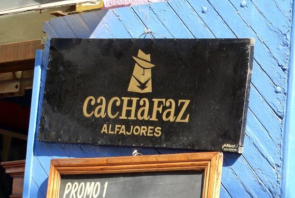Alfajores in La Boca, Buenos Aires
