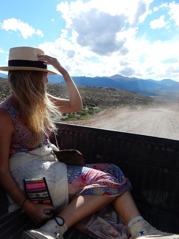 Onderweg naar de Serranía de Hornocal