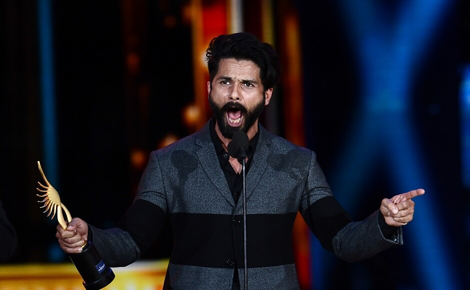 US-INDIA-ENTERTAINMENT-CINEMA-BOLLYWOOD-IIFA AWARDS