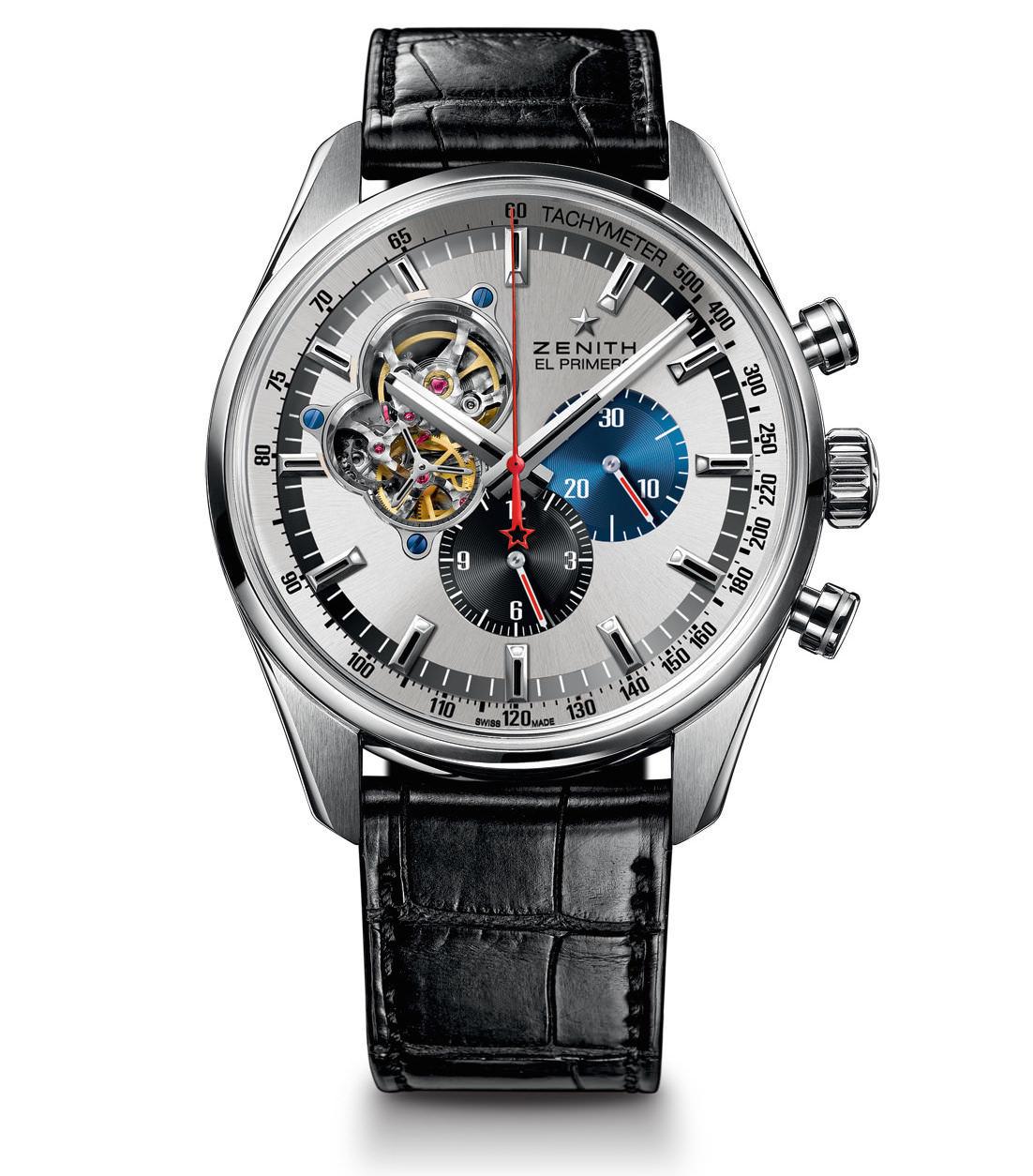 Zenith El Primero Chronomaster 1969 Top 10 des montres mythiques pour homme