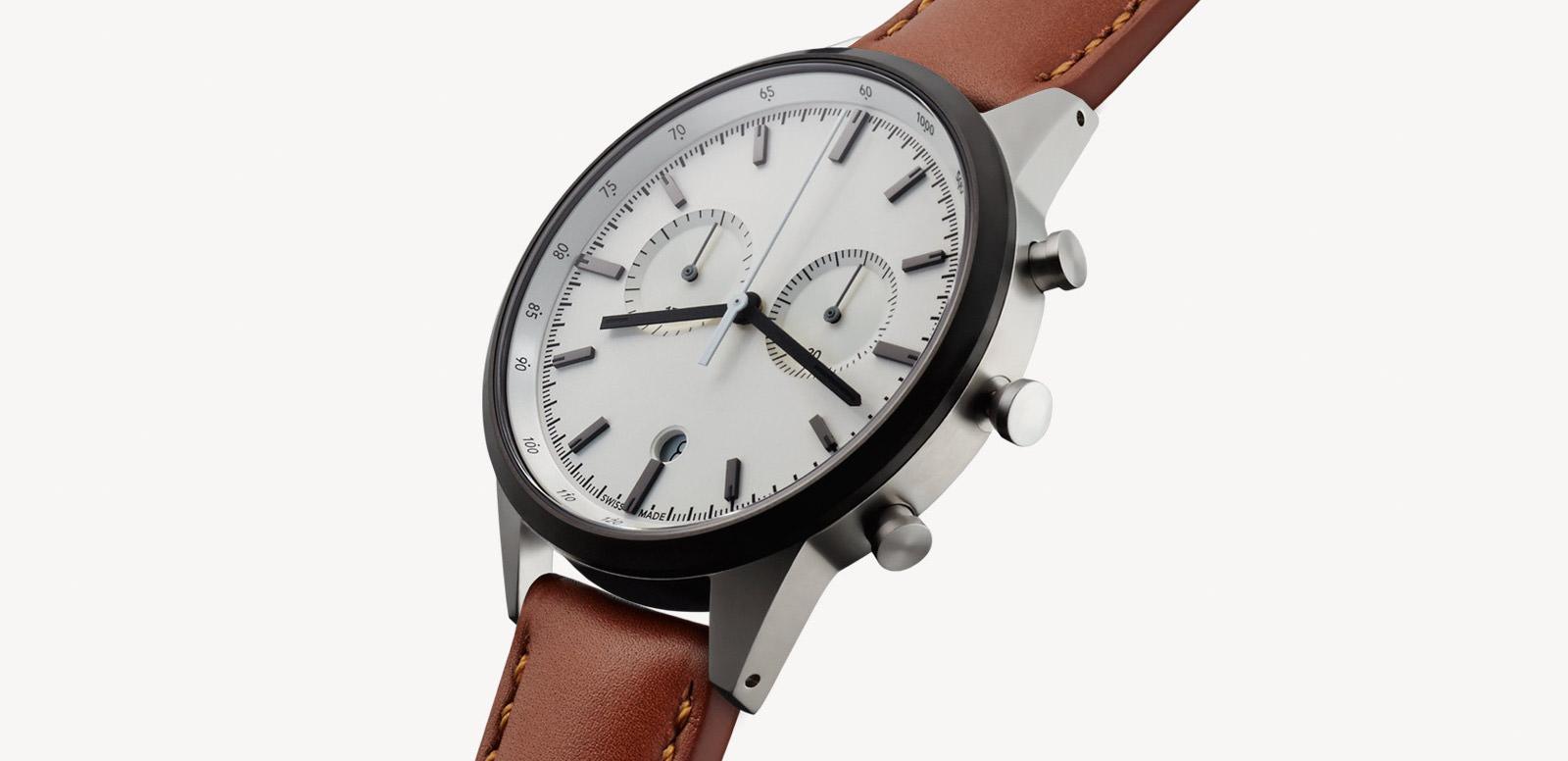uniformwares idée cadeau de noel montre pour homme minimaliste