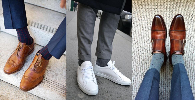 comment assortir couleur chaussette pantalon costume
