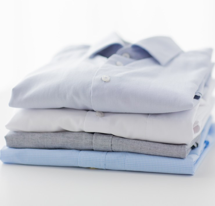 plier chemise